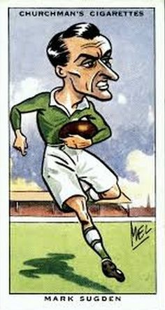 Churchman's Cigarette Card - Irish Rugby, Mark Sugden Irish Rugby, Nice Body, Cards, Picture Cards, Advertising, Beautiful Body, Maps, Playing Cards
