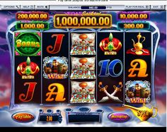 Play online in demo #GeniesJackpots free vegas slot on #slots4play for fun. The Genies Jackpots vegas slot machine is powered by AshGaming Network and can be played in #flash with no download requirements. #Enjoy and have fun playing the newest AshGaming slot game Genies Jackpots.