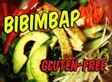 Vegan Bibimbap – the Zombie way Mette F
