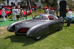 Alfa Romeo Bat 5 Concept car 1953