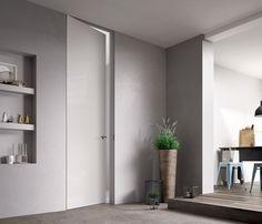 Porta Exit_Zero laccato bianco FerreroLegno