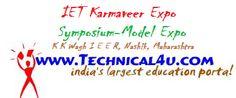 IET Karmaveer Expo Symposium-Model Expo, K K Wagh I E E R, Nashik, Maharashtra, March 19, 2014