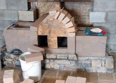 Build Your Own Masonry Fireplace DVD: Learn how to construct your own masonry stove, Russian fireplace or masonry heater.