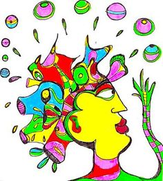 Here is a popular internet list of art therapy activities originally posted up several years ago, and as time has gone by over half of the links have become defunct or out of date. I have researched current links that reflect the most vibrant and inspiring art therapy directives on the internet today, while aiming to keep it as close as possible to the original list.