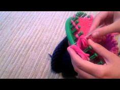 Circular Loom Knitting: How to Bind Off (DIY Tutorial) - YouTube