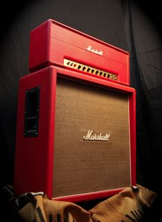 Marshall Special Edition - Red Plexi