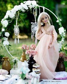 Barbie And Ken, Barbie Barbie, Barbie Style, Fashion Sewing, Fashion Dolls, Pregnant Barbie, Barbie Summer, Toys Uk, Barbie Doll House