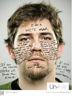 unfair campaign I am SO TIRED OF PC - If you do an independent study (we did as an engineering group) and use the number of laws on the books that give advantage to people other than the group being studied - guess what??  The MOST DISCRIMINATED AGAINST GROUP is White Males...