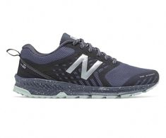 9ed88f86e76a Women s New Balance FuelCore Nitrel Trail Running Shoe - Thunder Black  Athletic Shoes