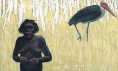 Australopithecus afarensis by Kennis & Kennis Reconstructions