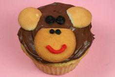 Sam's birthday party cupcakes!