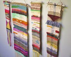 on my radar: woven wall hangings