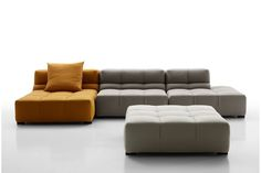 Tufty-Time '15 Sofa by Patricia Urquiola for B&B Italia | Space Furniture