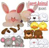 Dulces Animales Libros