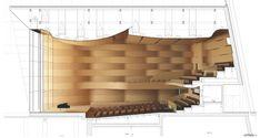 대학교 (S51N6) _ 미국에 건립된 모던하고 다이나믹한 기하학적 공간조형의 대학교 건축설계 : 네이버 블로그