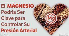 La investigación demuestra el importante rol que el magnesio desempaña en la salud cardiovascular, menor presión sanguínea y menos probabilidad de calcificación en las arterias coronaria