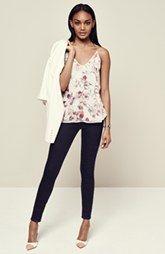 Chelsea28 Jacket, Tank & J Brand Jeans