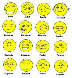 132 best emotions images on pinterest smiley smiley faces and smileys