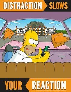 Los Simpsons llegan a Prevencionar (II) http://prevencionar.com/2017/05/11/los-simpsons-llegan-prevencionar-ii/