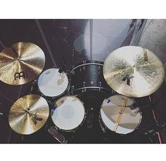 DRUMS SET  #drums #zildjian #aa #rides