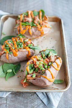 Korean Kimchi Stuffe