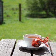 Dunkfish Tea Infuser www.zeewok.com  #tea