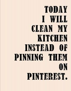 Meg vs. The House: Meg vs. the Kitchen: Pinterest humor