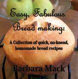 Quick No - Knead Bread recipes,  easy kind