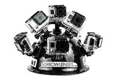 GoPro Extreme Camera Helmet Package