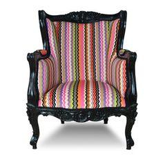 LTD Aveline Chair Multi,