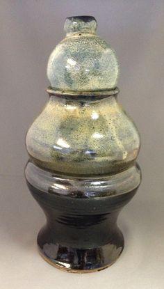 Black Cosmos Jar on Etsy, $75.00