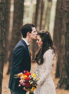boho forest wedding with tipis | The Robertsons Photography
