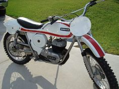 1971 Ossa Stiletto 250