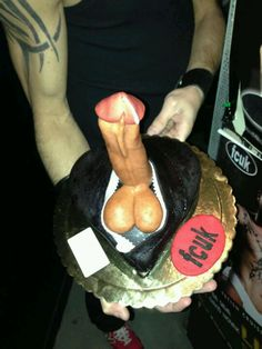 Penis Cake- for my batchelorette party