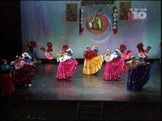 Danzas Folkloricas de Honduras 1 de 5