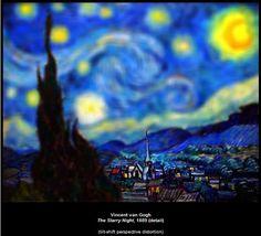 Vincent van Gogh  The Starry Night, 1889