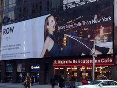 Guess who has a brand new billboard in #TimesSquare? #MoreNYThanNY #travel #vacations #NYCHotels #vacation #NYC #NYCtrips #trips #music #style #fashion