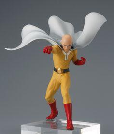 Exclusive DXF One-Punch Man Saitama Figure