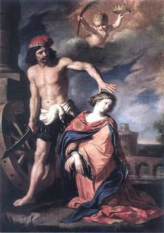 25 Novembre - S. Caterina d'Alessandria