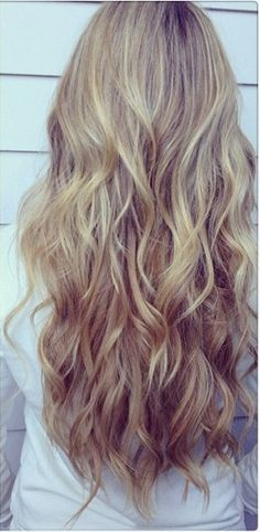 24 Inch Double Wefted Full Head Remy Clip in Human Hair Extensions Light Brown/Bleach Blonde Mix ( Colored Hair Extensions, Clip In Hair Extensions, Hair Extensions Before And After, Hair Inspiration, Hair Inspo, Great Hair, Hair Dos, Hair Hacks, Her Hair