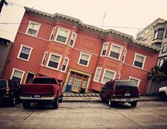 Jones St. @ San Francisco
