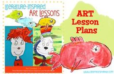 Deep Space Sparkle - a website dedicated to art!  This art teacher has hundreds of free lesson plans by grade level!! :)