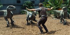 Jurassic World takes place 22 years after what transpired in Jurassic Park. Isla Nublar is now a proper dinosaur theme park under the guidance and financial assistance of Billionnaire Simon Masrani (Irrfan Khan). However, a decade since its inception, the operations manager, Claire Dearing (Bryce Dallas Howard) notices that visitor rates are declining and the park is not doing so well. With this in mind...