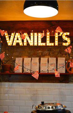 Lily Vanilli Bakery   London