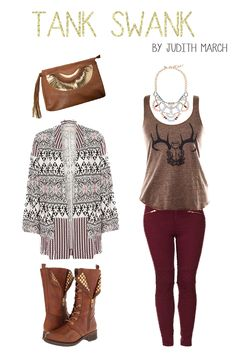 Tank Swank with Judith March---Great ideas for how to layer this Fall with Judith March.   www.JudithMarch.com   #judytank #judithmarch #fashion