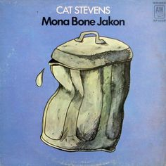 Cat Stevens - Mona Bone Jakon (Vinyl, LP, Album) at Discogs 1970 Cat Stevens, Lps, Tempo Music, Folk Rock, Rock Album Covers, Pochette Album, Van Morrison, Island Records, John Denver