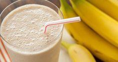 Cette boisson banane – orange – épinards vous aidera à brûler la graisse du ventre. Découvrez-la !