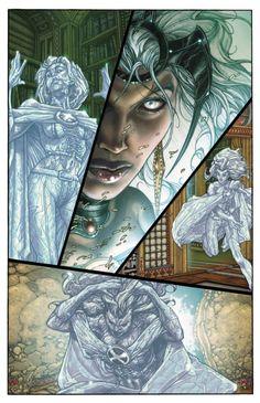 Astonishing X-Men by Simone Bianchi blackpantherstorm Marvel X, Marvel Heroes, Captain Marvel, X Men, Comic Book Girl, Comic Books Art, Book Art, Emma Frost, Comics Girls