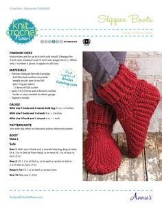 Deborah Norville, Knitted Slippers, Slipper Boots, Crochet Designs, Leg Warmers, Fingerless Gloves, Knit Crochet, It Is Finished, Knitting