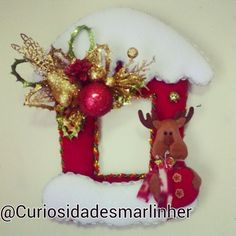 Christmas Yard Art, Christmas Decorations, Xmas, Holiday Decor, Felt Ornaments, Ornament Wreath, Christmas Ornaments, Santa Letter, Light Switch Covers